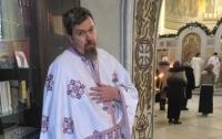 Первый священник перешел из РПЦ в ПЦУ (видео)
