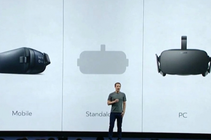 Контроллер Oculus Touch выйдет кначалу зимы
