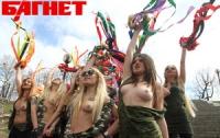 Девушек из FEMEN в России негласно сделали персонами нон-грата