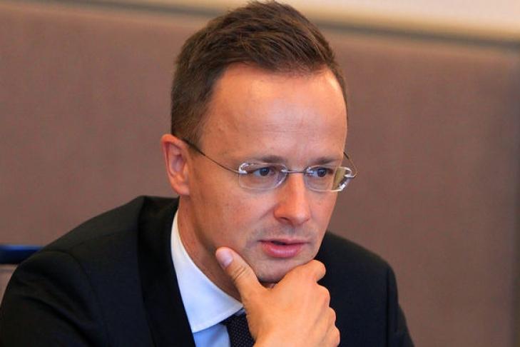 Венгрия выдвинула три условия для восстановления поддержки государства Украины