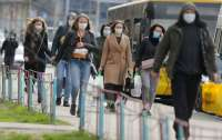 Украина опустилась на 31 место по распространению коронавируса в мировом рейтинге