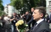 Зеленскому накупили цветов больше чем на 70 тысяч