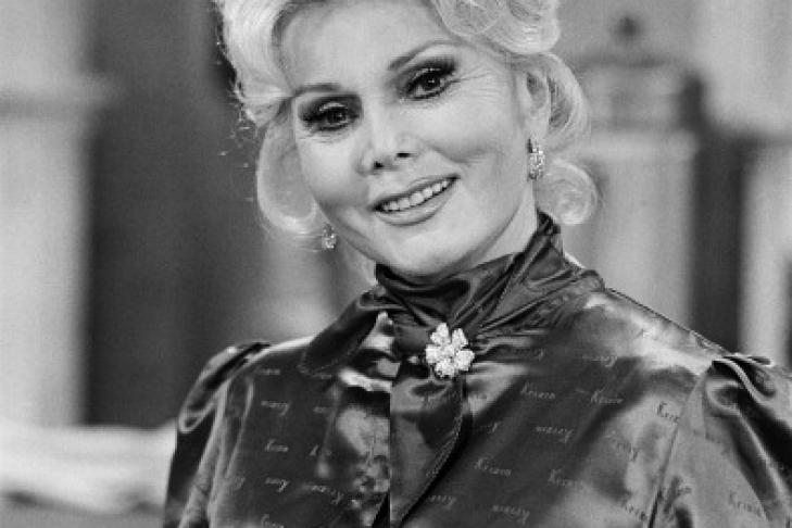 Звезда кино 1950-х ЖаЖаГабор скончалась на100-м году жизни
