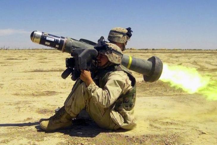 Американское смертельное оружие будет храниться вдали отпозиций ВСУ вДонбассе