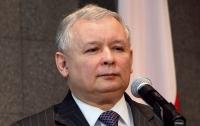 Качиньский: c культом Бандеры Украина в Европу не войдет