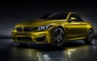 BMW представил «заряженное» купе M4 (ФОТО)