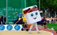 Украина - четвертая по легкой атлетике в Европе