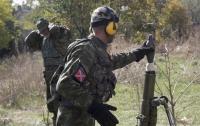Под Луганском боевики обстреляли мирных жителей