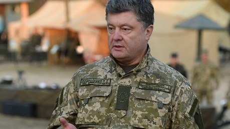 Порошенко заявил о безальтернативности вступления Украины в НАТО