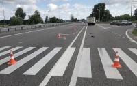 Смертельный переход: Под Киевом на одном месте за сутки сбили двух женщин