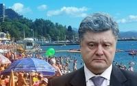 Порошенко рассказал, что будет делать с Крымом после выборов