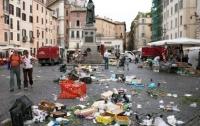 Римские власти хотят вывозить свой мусор в другие страны ЕС