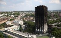 Пожар в Лондоне: некоторым высоткам грозит участь сгоревшей многоэтажки