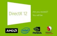 DirectX 12 позволит использовать видеокарты GeForce и Radeon вместе