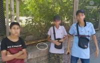 Детский криминал: в Одессе поймали несовершеннолетних грабителей
