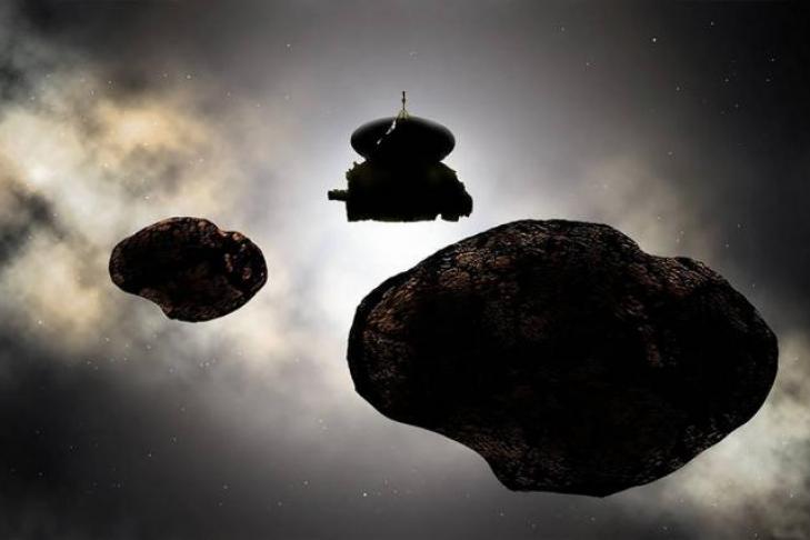 Придумайте имя астероиду— NASA объявило конкурс