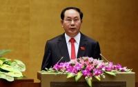 На 62-м году жизни скончался президент Вьетнама