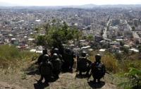 12 человек погибли в результате операции солдат против наркобизнеса в Рио-де-Жанейро