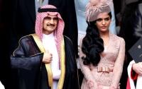 Во Франции выдан ордер на арест принцессы