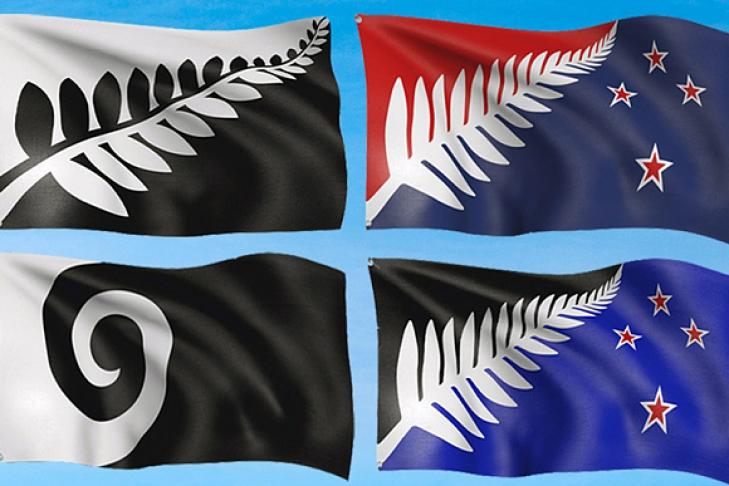 Как создать дизайн флага