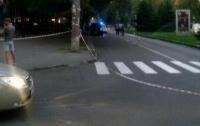 Стрельба на проспекте в Днепре, есть убитый
