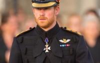 Принц Гарри стал генерал-капитаном Королевской морской пехоты