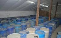 Харьковские налоговики прекратили деятельность двух подпольных водочных цехов
