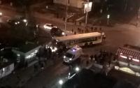 ДТП в Киеве: водитель автобуса