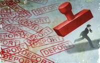 Украинцев-нелегалов депортировали из европейской страны