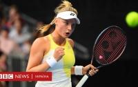 Украинская теннисистка претендует на звание Открытие Уимблдона