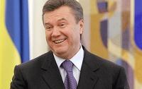 Янукович готов к шуткам над собой, - Левочкин