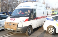 В Киеве из окон выпрыгнули молодой мужчина и пожилая женщина