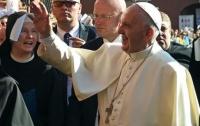 Папа Римский Франциск сегодня празднует 80-летие