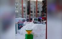 Взрыв в российской многоэтажке: есть жертвы (видео)