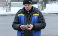 В Киеве запретили расчет за парковку наличными