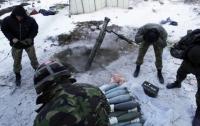 Боевики сорвали перемирие, обстреляв Авдеевку из минометов