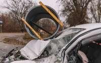 Вырезали из авто: в Днепре произошло жуткое ДТП