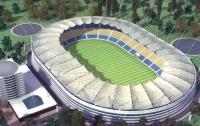 На стройке стадиона в Одессе нашли 50 серьезных нарушений техники безопасности