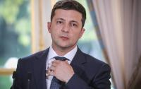 Зеленский обратился к протестующим