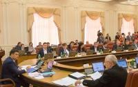 Правительство одобрило план выполнения указа о военном положении