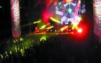 Стартовал  музыкальный фестиваль Summer Sound