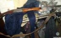 Житель Днепра устроил стрельбу в жилой высотке
