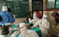 В Индии зафиксировано распространение смертельного вируса