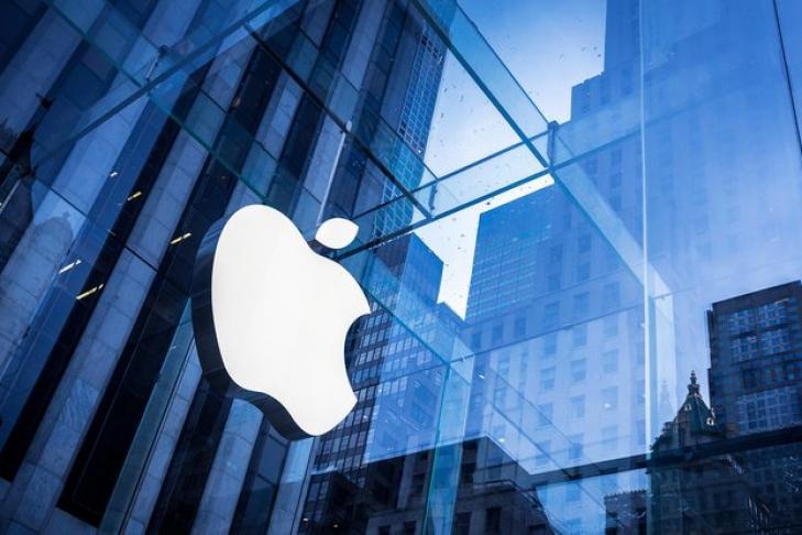 Apple желает на100% перейти напроизводство извозобновляемых ресурсов