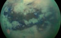 Астрономы обнаружили на карте Титана