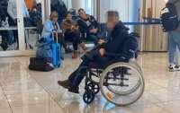 Застрявший в Италии пассажир рассказал о ситуации в аэропорту