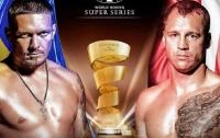 Усик стал финалистом Всемирной боксерской суперсерии