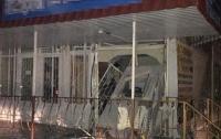 В Николаеве взорвали и обокрали банкомат