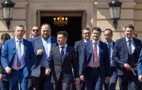 Кабмин назначил зарплату сотрудникам Офиса президента