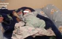 В Луцке мать отравила спиртным полуторамесячного младенца